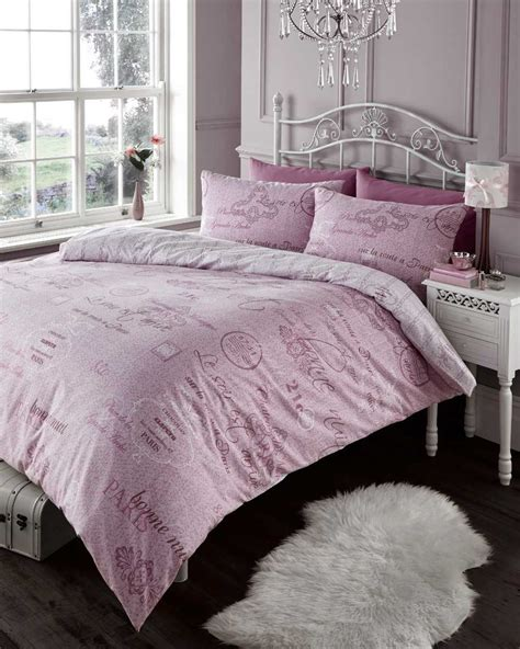 paris themed bedding french paris themed duvet cover bedding set pink beige