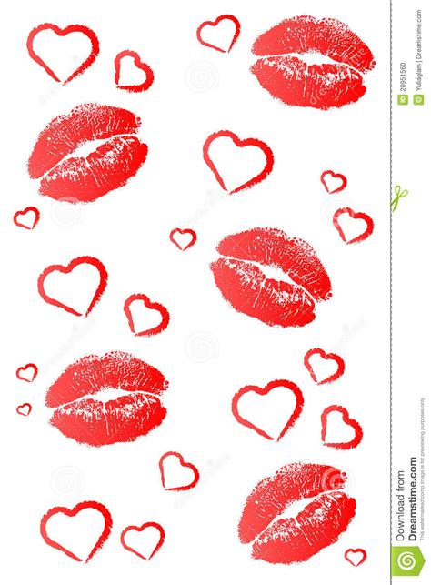 imagenes de corazones tirando besos besos y corazones foto de archivo imagen 28951560