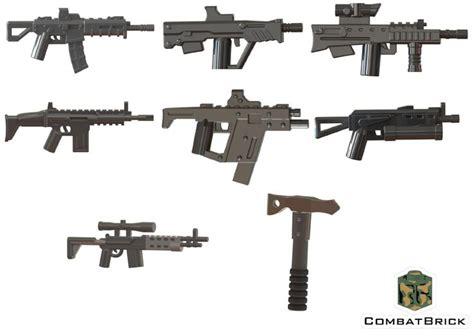 Lego Spear Tombak Black custom lego 174 guns modern warfare weapons 8