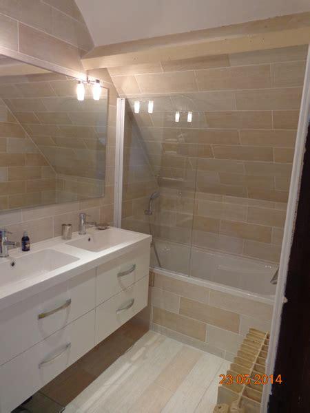 carrelage sur plancher bois 253 plan calepinage carrelage travaux interieur maison 224