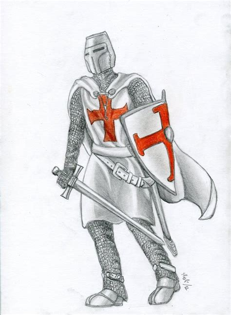 knight templar by vierabo nie on deviantart