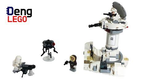 Harga Diskon Lego Wars Hoth Attack 75138 lego wars 75138 hoth attack lego speed build