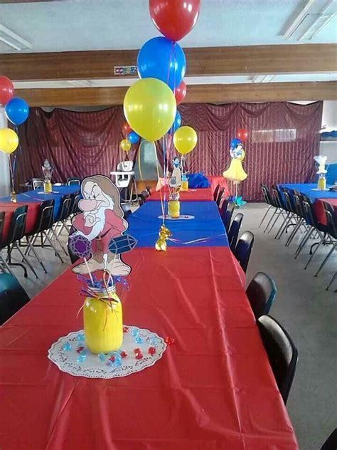 snow white party decorations snow white birthday party