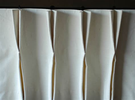 what is pinch pleat curtains double pinch pleat the lovely lifestyle