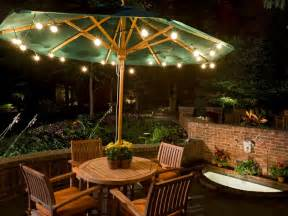 Patio Lights Outdoor Landscape Lighting Hgtv