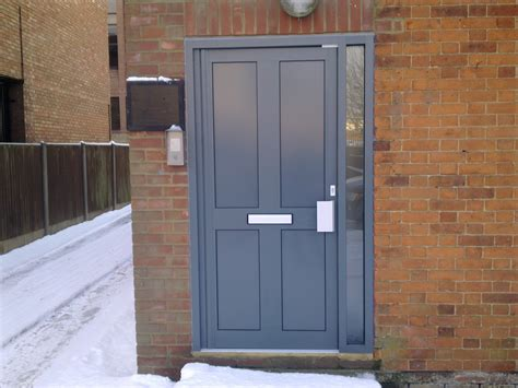 Contemporary Composite Front Door Contempory Composite Entrance Doors