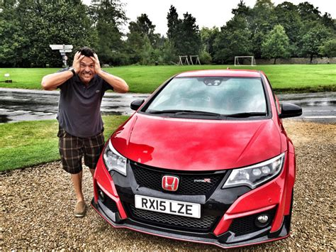house of honda dom joly drives 2015 honda civic type r