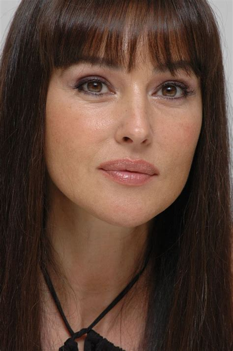 monica bellucci close up monica bellucci simple make up ready for the close up