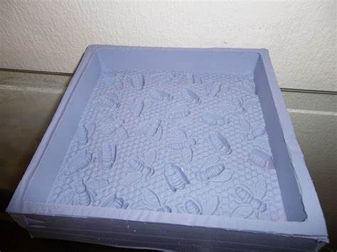 how to make a silicone rubber soap mold from your plastic mold