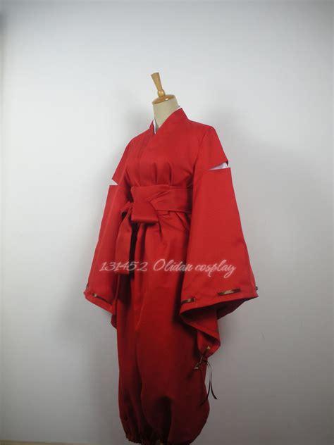 Anime Costumes by Fashion Anime Inuyasha Inuyasha Costume Any Size
