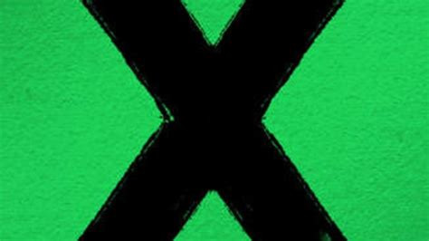 ed sheeran x album cover ed sheeran x album review rolling stone