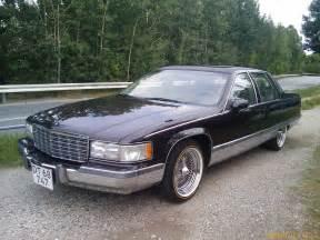 Brougham Cadillac Cadillac Fleetwood Brougham Photos Reviews News Specs