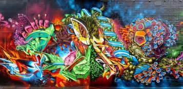 Cool Wall Mural Ideas graffiti world