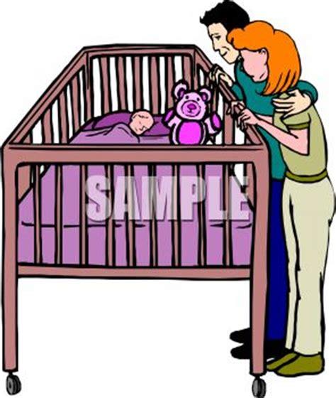Baby Crib Clipart Crib Black Clipart Cliparthut Free Clipart