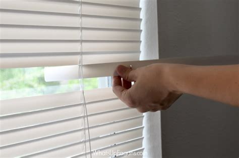 mini blind repair the ridiculously easy way to fix broken mini blinds your destroyed