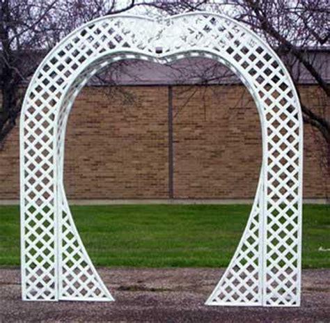 wedding arch rental az wedding arch white shape