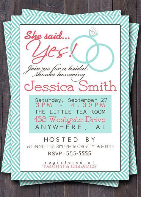 bridal shower invitation wording for gift cards   bridal