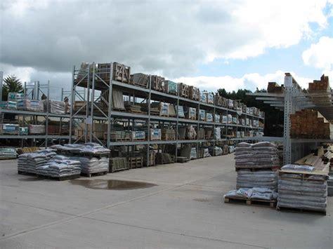 builders merchants storage solutions warehouse yard