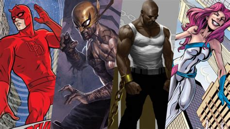 are marvel s netflix shows better than their movies marvel s netflix quartet who are these guys variety