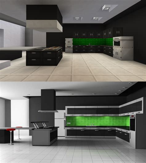 modern kitchen minecraft modern kitchen re creation minecraft
