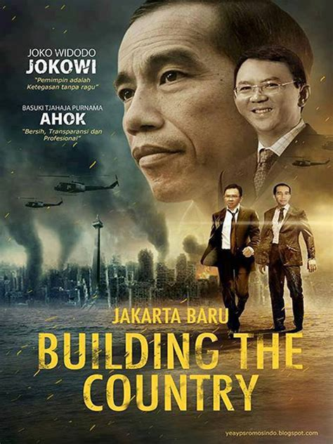 Film Lucu Jokowi   developers blogger poster film jokowi ahok jakarta baru