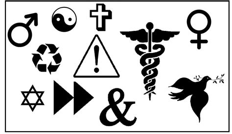 imagenes con simbolos groseros s 237 mbolos marketing arte y gambeta p 225 gina 2