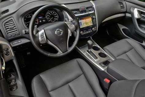 nissan altima 2016 interior 2016 nissan altima redesign release and changes future