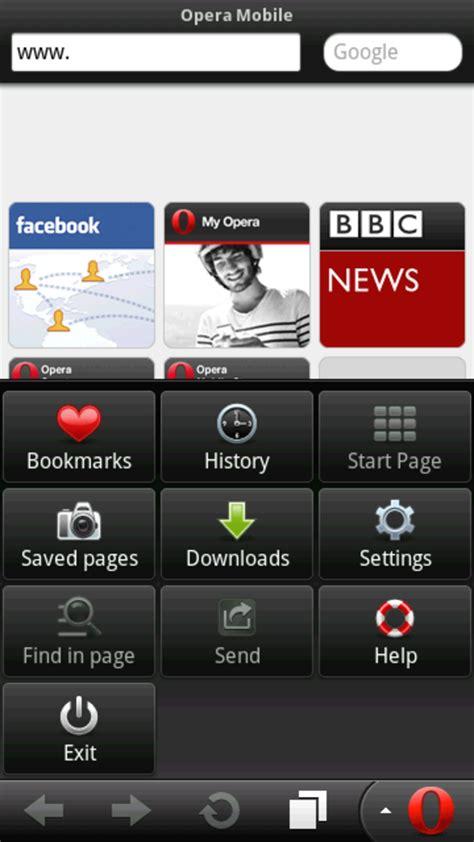 opera mobili opera mobile per symbian