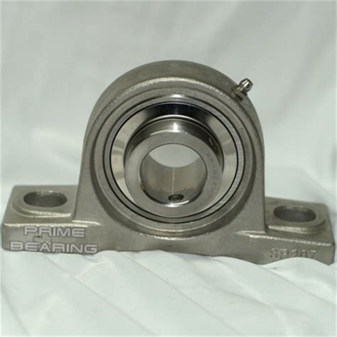 Pillow Block Bearing Stainless Uct 205 Ss Fyh 25mm sucsp205 16 1 quot stainless steel pillow block bearing wide