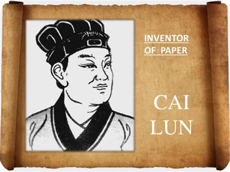 How Did Cai Lun Make Paper - where was paper invented it all