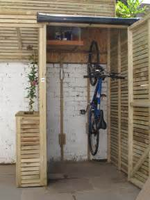 image bikes storage ideas outdoor bikes storage