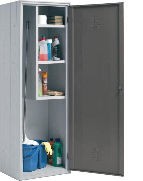 porta scope armadio portascope armadi da esterno zincoplastificati