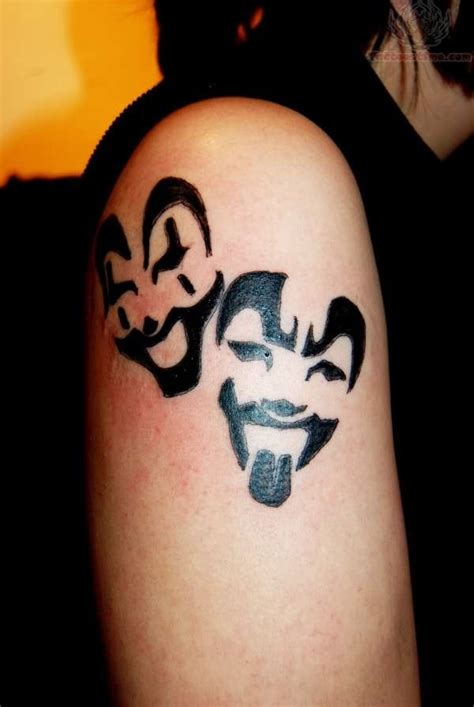 juggalo tattoos designs icp tattoos images pictures becuo tattoos