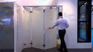 Bi Fold Vs Sliding Closet Doors Bi Folding Frameless Doors From Esg Featuring Esg Switchable Lcd Privacy Glass