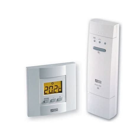Thermostat Ambiance Sans Fil 5217 by Thermostat D Ambiance Sans Fil Tybox 53 Pour Chauffage Ou
