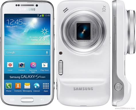 Samsung Galaxy S4 Zoom Phone samsung galaxy s4 zoom pictures official photos
