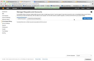 aws console sign in getting started with aws aws account management