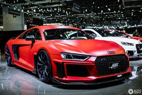 Audi R8 Abt by Geneva 2017 Abt Audi R8