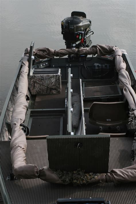 duck hunting from a boat tips build the perfect duck boat