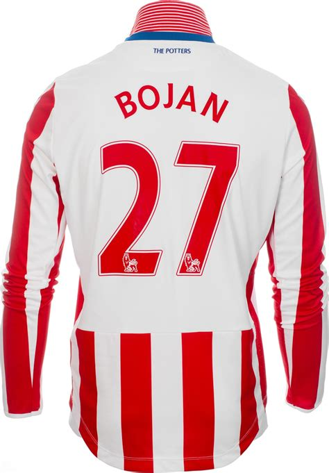 Stoke City Home 1516 Official stoke city 16 17 kits released footy headlines