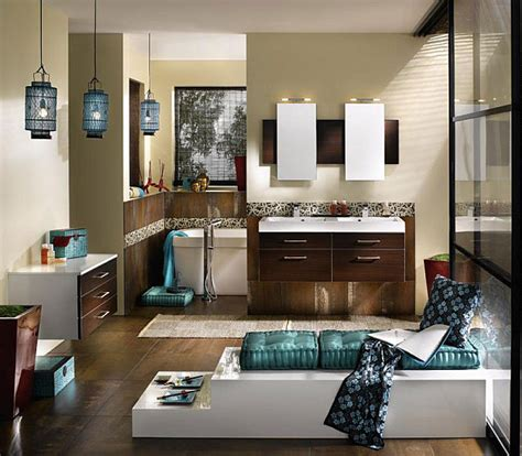 tastefully elegant bathroom designs