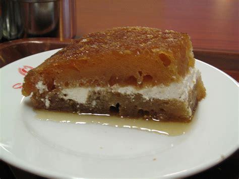 Turkish Dessert Kaymaklı Ekmek Kadayıfı Learned What It Ottoman Desserts