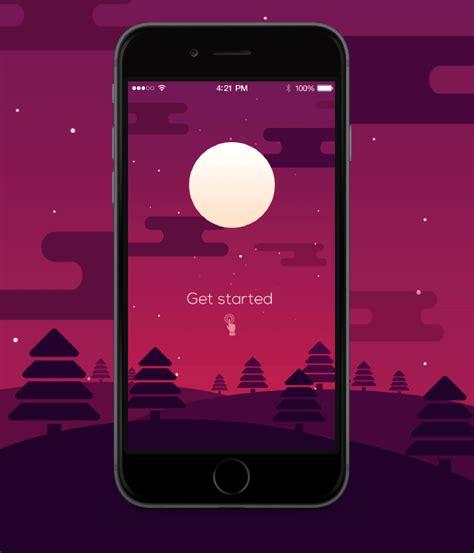 design game app apocalypse game ui concept design download on behance