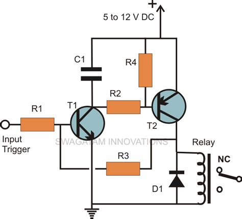 basic electronics transistors and integrated circuits transistor latch circuit explained