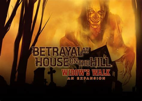 Betrayal At House On The Hill Widow S Walk Expansion Board betrayal at house on the hill widow s walk expansion