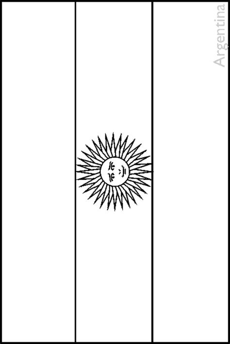 argentina coloring pages coloring home