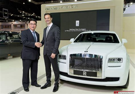 roll royce thailand rolls royce art deco collection debuts in bangkok