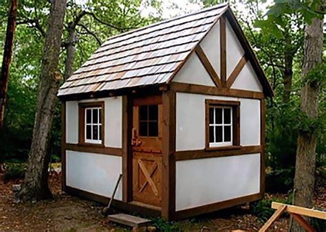 bubuild  tudor backyard building