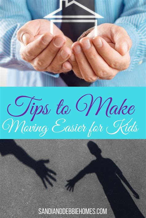 how to make moving easier for children sandi clark and debbie miller oc real estate