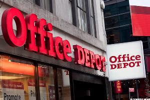 former office depot odp ceo odland to cnbc bricks and